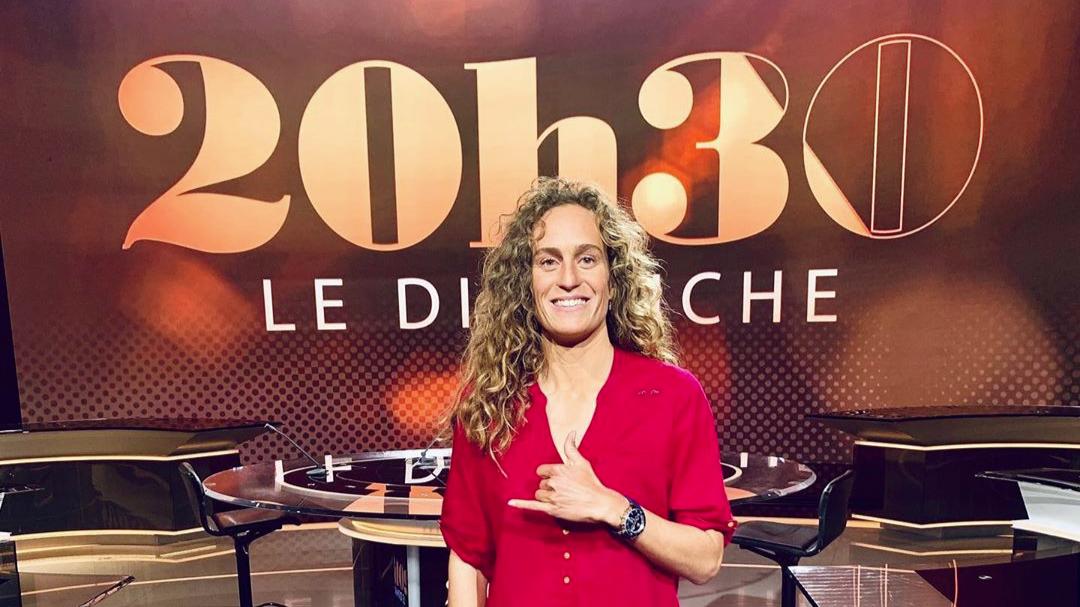 JO de Tokyo : Justine Dupont sera consultante pour France Télévisions - Surf-Report